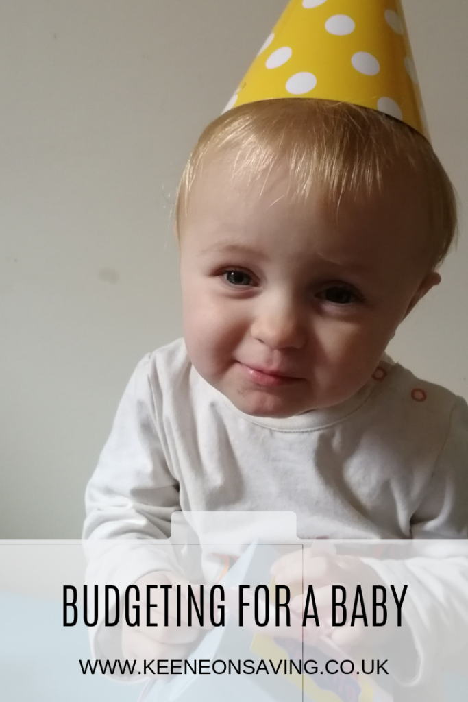 Budgeting For A Baby Top Tips