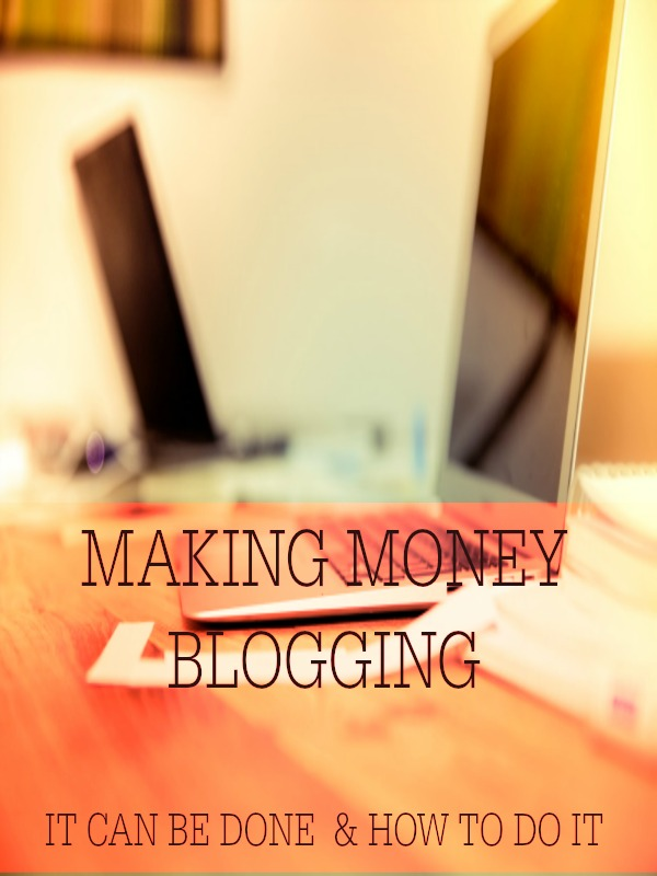Making Money Blogging | It Can Be Done & How To Do It | www.keeneonsaving.co.uk