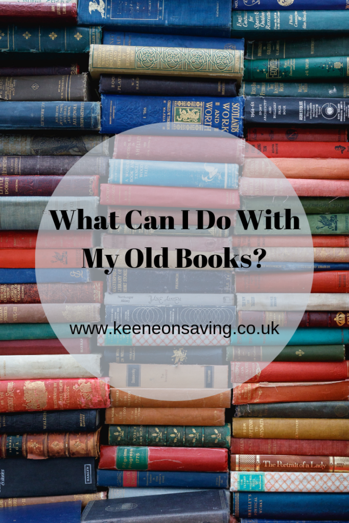 A guide to what you can do with your old books